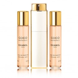 Chanel Coco Mademoiselle Twist and Spray EDP 3x20 ML