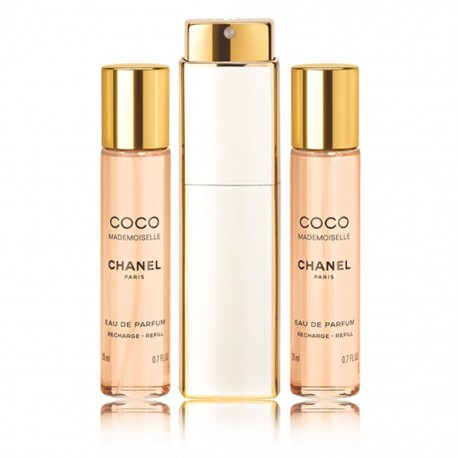 Chanel Coco Mademoiselle Twist and Spray EDP 3x20 ML