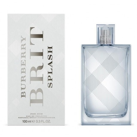 Burberry Brit Splash For Man EDT 100 ML
