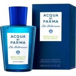 Acqua di Parma Blu Mediterraneo Bergamotto di Calabria Gel Doccia Inebriante per il Corpo 200 ML