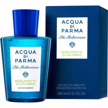 Acqua di Parma Bergamotto di Calabria Gel Doccia Inebriante per il Corpo 200 ML