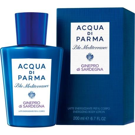 Acqua di Parma Ginepro di Sardegna Latte corpo energizzante 200 ML