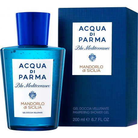 Acqua di Parma Mandorlo di Sicilia Gel Vellutante per il Corpo 200 ML