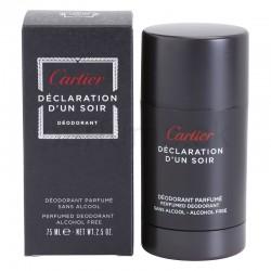 Cartier Déclaration D'Un Soir Deodorante Stick 75 ML