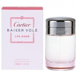 Cartier Baiser Volé Lys Rose EDT 50 ML