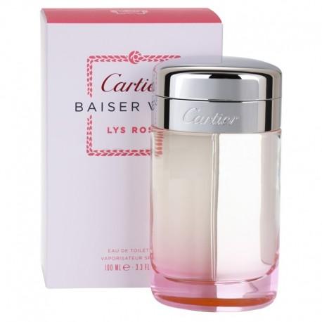Cartier Baiser Volé Lys Rose EDT 100 ML