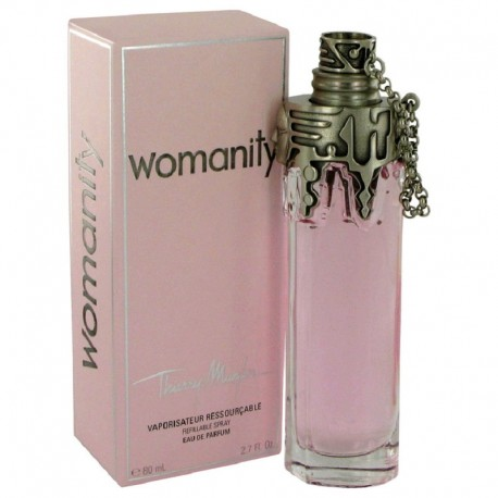 Womanity EDP 80 ML Ricaricabile