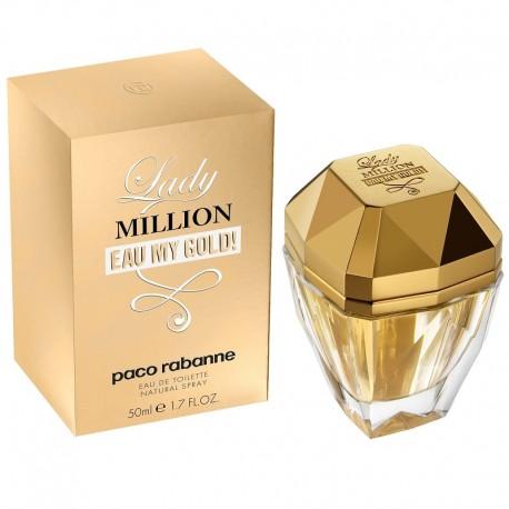 Paco Rabanne Lady Million Eau My Gold 50 ML