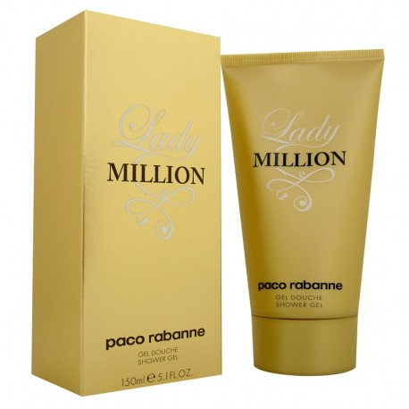 Paco Rabanne Lady Million Latte Corpo 150 ML