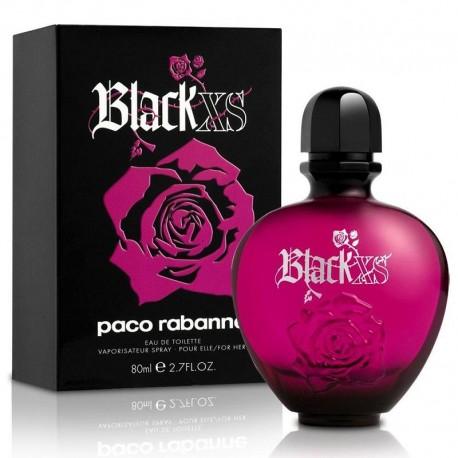 Paco Rabanne Black XS Pour Elle EDT 80 ML