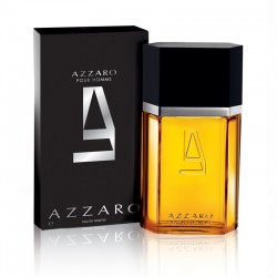 Azzaro Pour Homme EDT 100 ML Ricaricabile