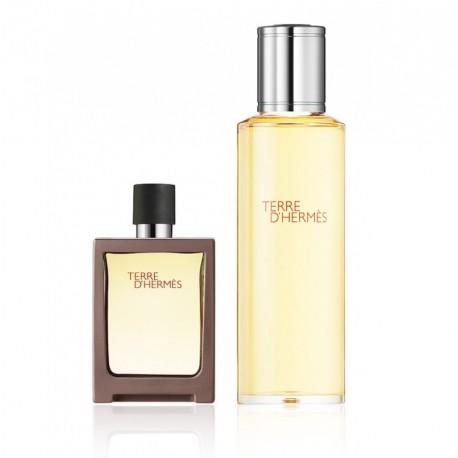Hermès Terre D'Hermès EDT 30 ML + refill 125 ML