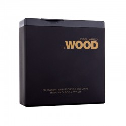 Dsquared Wood He Bagno Doccia 200 ML