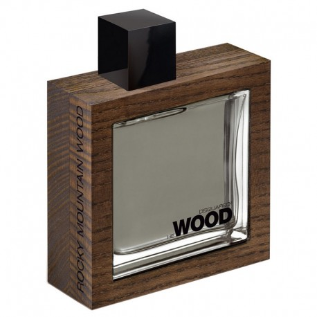 Dsquared Wood Rocky Mountain EDT 100 ML