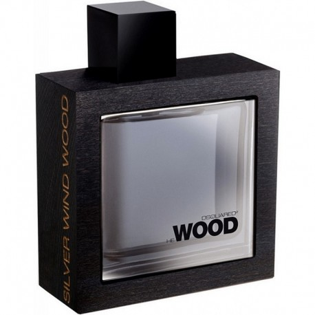 Dsquared Wood Silver Wind EDT 30 ML
