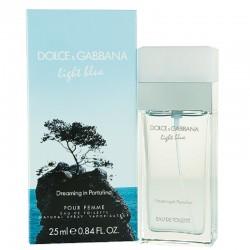 Dolce&Gabbana Light Blue Dreaming in Portofino pour Femme EDT 25 ML