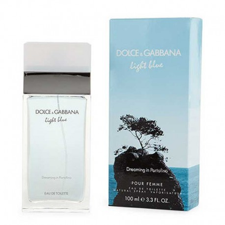 Dolce&Gabbana Light Blue Dreaming in Portofino pour Femme EDT 100 ML