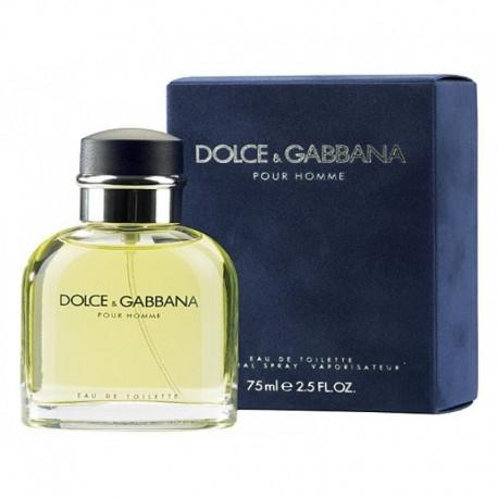 Dolce&Gabbana Pour Homme EDT 75 ML