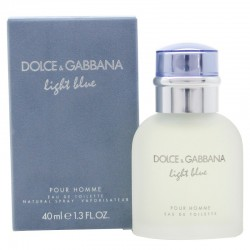 Dolce&Gabbana Light Blue pour Homme EDT 40 ML