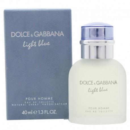 Dolce&Gabbana Light Blue pour Homme EDT 40 ML