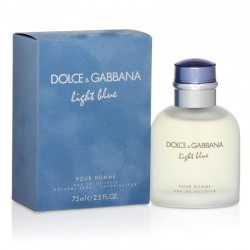 Dolce&Gabbana Light Blue pour Homme EDT 75 ML