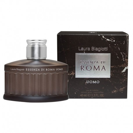 Laura Biagiotti Roma Essenza di Roma Uomo EDT 40 ML