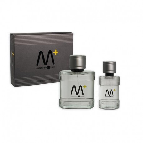 Mandarina Duck M+ EDT Intense 50 ML + 30 ML