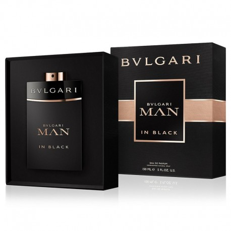 Bulgari Man in Black EDP 150 ML