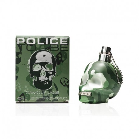 Police To Be Camouflage EDT 40 ML