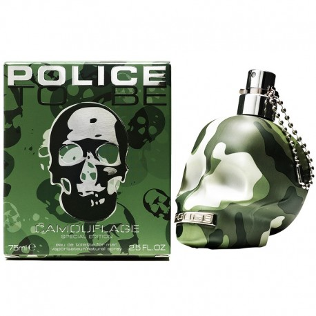 Police To Be Camouflage EDT 75 ML