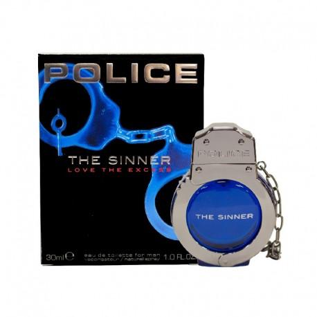 Police The Sinner For Man EDT 30 ML