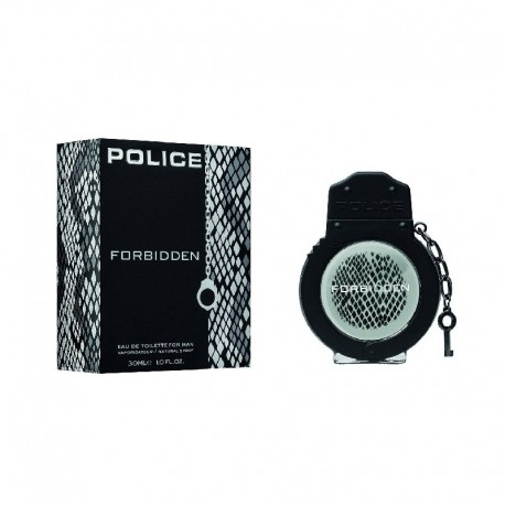 Police Forbidden For Man EDT 30 ML