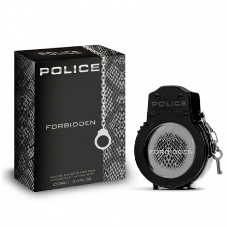 Police Forbidden For Man EDT 100 ML