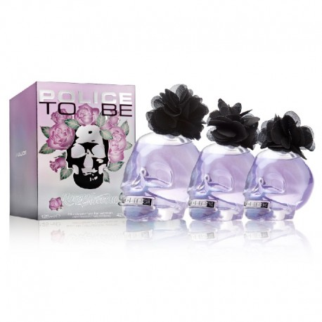 Police To Be Rose Blossom EDT 125 ML
