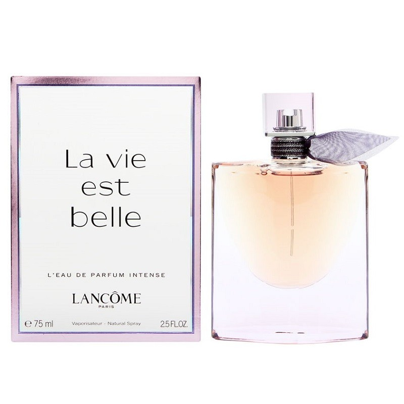 lancome la vie est belle intense edp 75 ml. Black Bedroom Furniture Sets. Home Design Ideas