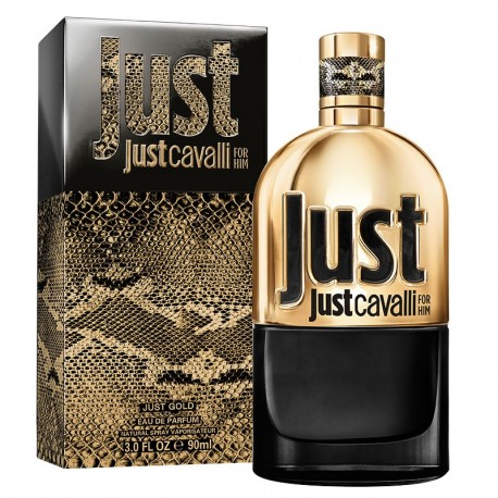 JustCavalli Just Gold for Him EDP 90 ML
