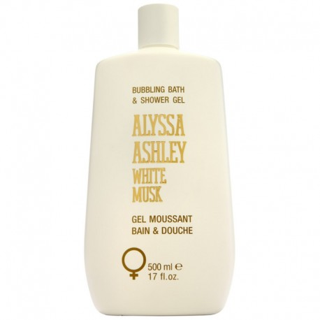 Alyssa Ashley White Musk Gel Doccia 500 ML
