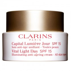 Clarins Capital Lumière Crema Antimacchie Antietà Giorno 50 ML