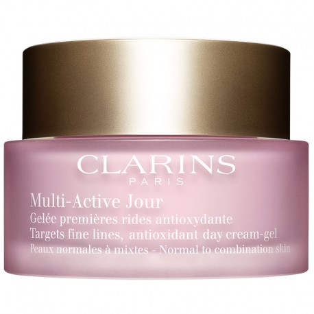 Clarins Multi-Active Gel-Crema Prime Rughe Pelle Normale o Mista 50 ML
