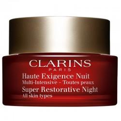 Clarins Multi-Intensive Crema Antietà Notte Tutti i tipi di Pelle 50 ML