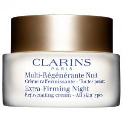 Clarins Multi-Régénerante Notte Crema Antirughe Tutti i tipi di pelle 50 ML