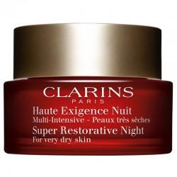 Clarins Multi-Intensive Crema Antietà Notte Multi Intensiva Pelle Molto Secca 50 ML