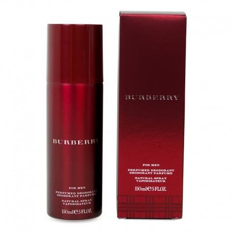 Burberry For Men Deodorante Spray 150 ML