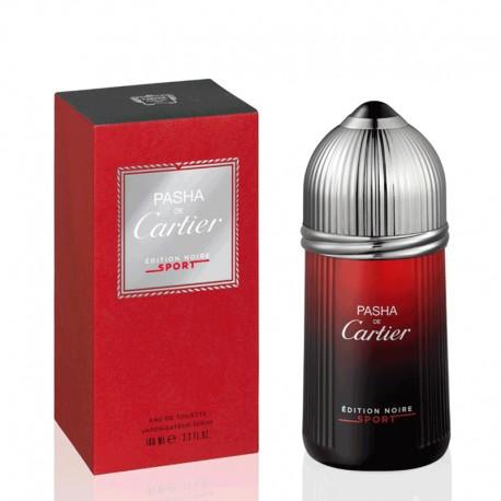 Cartier Pasha de Cartier Edition Noire Sport EDT 100 ML