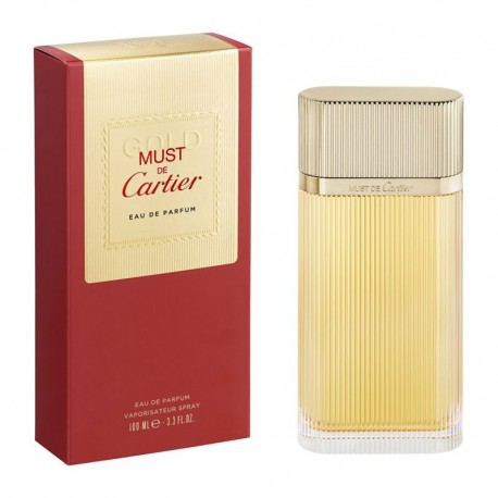 Cartier Must de Cartier Gold EDP 100 ML