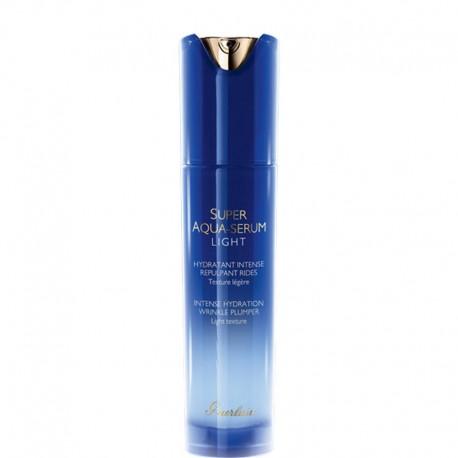 Guerlain Super Aqua-Sérum Light Sérum texture légère – Hydratant intense – Repulpant rides 50 ML