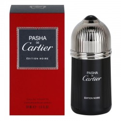 Cartier Pasha de Cartier Edition Noire EDT 50 ML