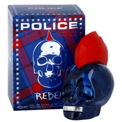 Police To Be Rebel EDT 40 ML
