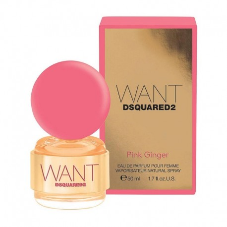 Dsquared Want Pink Ginger EDP 50 ML