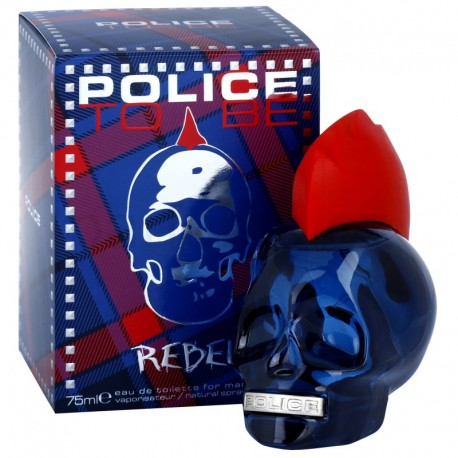 Police To Be Rebel EDT 75 ML
